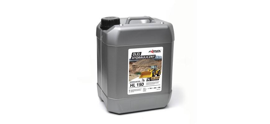 HL 150 HYDRAULIC OIL