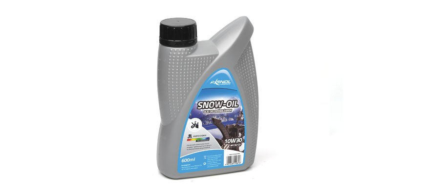 SNOW OIL 10W-30 FOR SNOWTHROWERS
