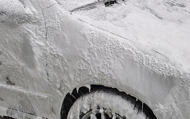 Aktywna piana SNOW FOAM