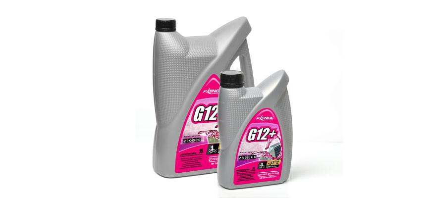 PŁYN DO CHŁODNIC G12+