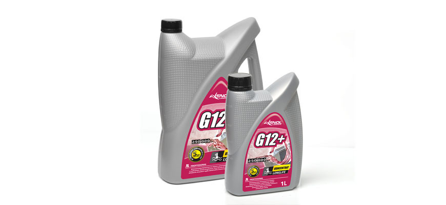 KONCENTRAT DO CHŁODNIC G12+