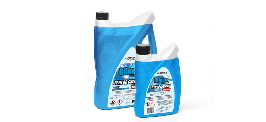 GLIMAX BLUE RADIATOR CONCENTRATE