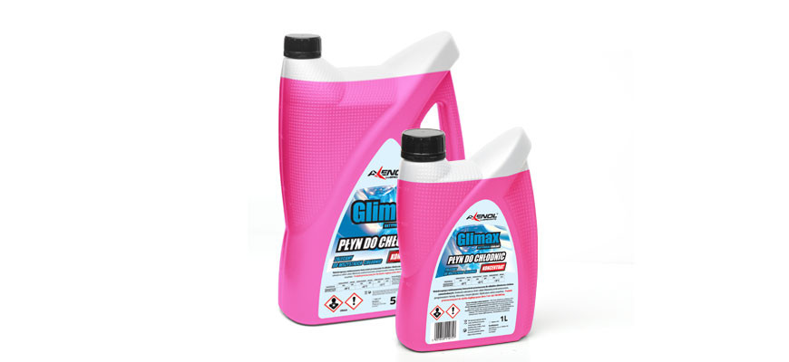 GLIMAX PINK RADIATOR CONCENTRATE