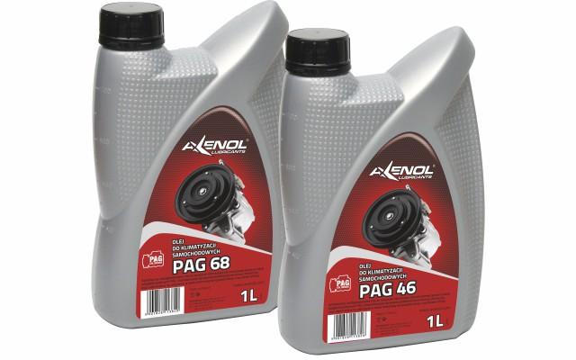 Olej do klimatyzacji PAG 46 i PAG 68